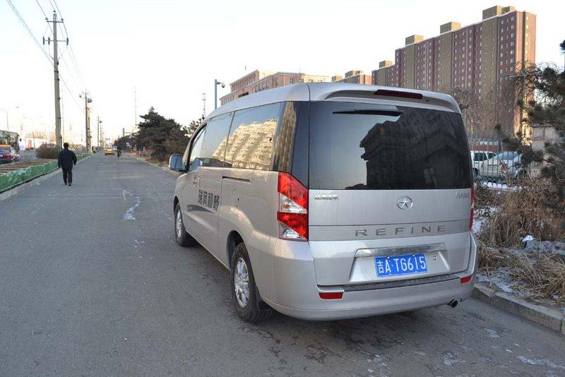 网上车市 长春试驾全新江淮瑞风和畅 图片浏览 高清图片