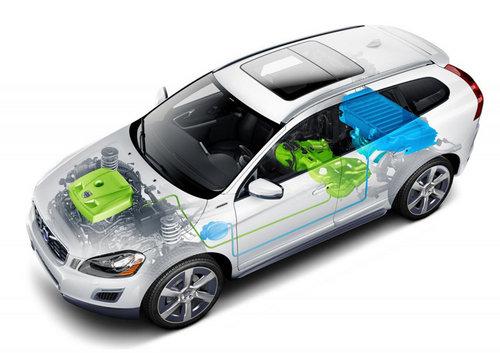 沃尔沃XC60混动SUV耗油仅2.3升 亮相底特律