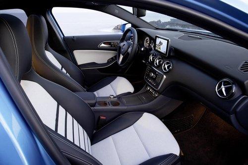 日内瓦首发 奔驰全新A级 1.6引擎-双离合