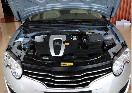 荣威550.卡罗拉配备的1.8l的发动机最大亮点就是使用了双vvt-i高清图片