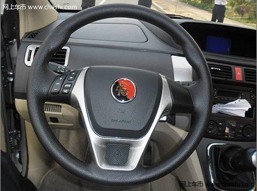 全系标配ESP 景逸SUV东莞兴隆到店实拍