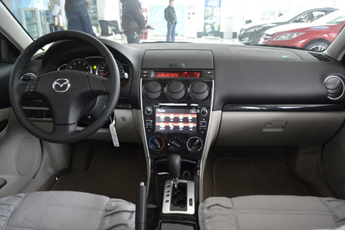 德阳永信马自达6全系车型优惠2.5万元起