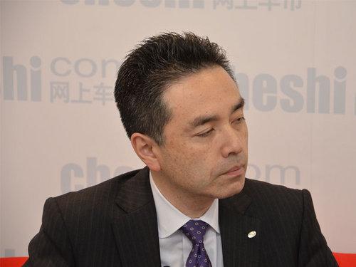 专访 斯巴鲁富士重工业株式会社上村仁