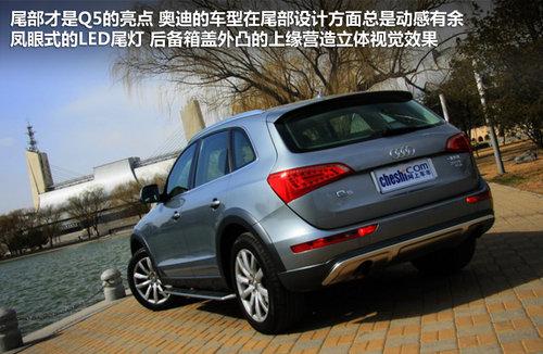 豪华都市SUV的德比战 GLK/X3/Q5选购