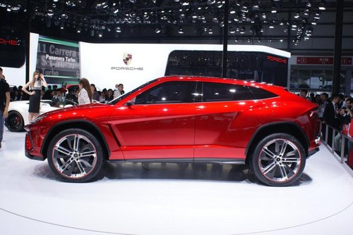 兰博基尼SUV与奥迪Q7同平台 2017年量产