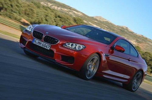 宝马2013款M6轿跑/敞篷上市 售价约73万 -2