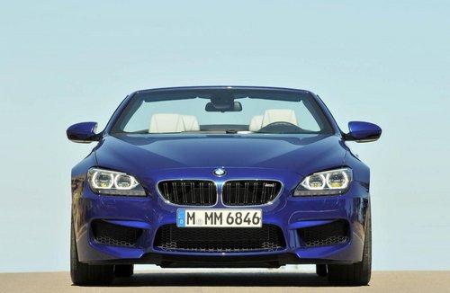 宝马2013款M6轿跑/敞篷上市 售价约73万 -6
