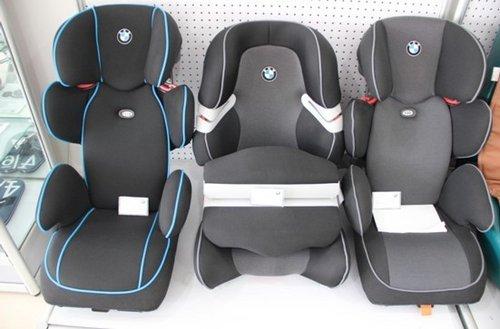 宝马儿童安全座椅 信赖品质 坐享无忧高清图片