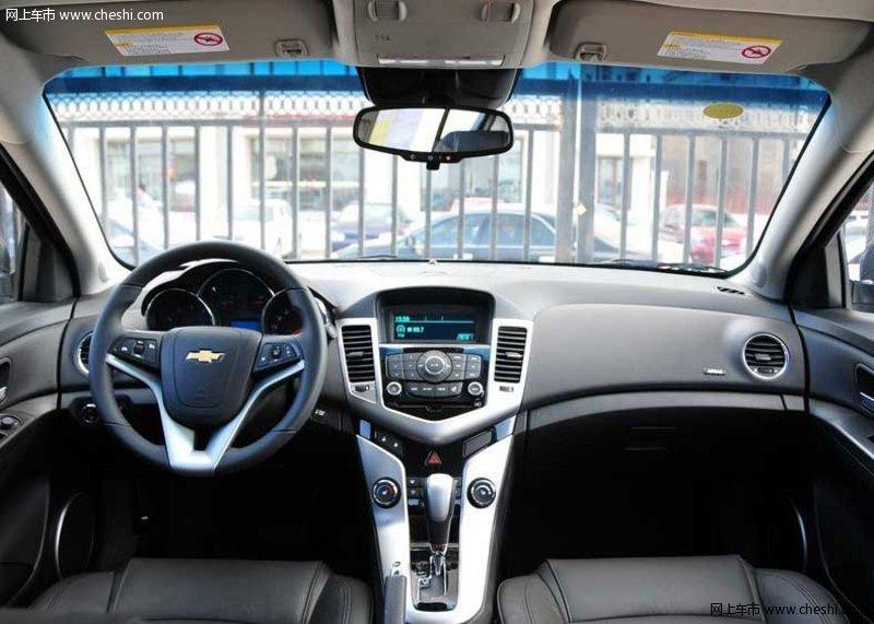鄂市雪佛兰科鲁兹 1.6slmt车型8.88万元高清图片