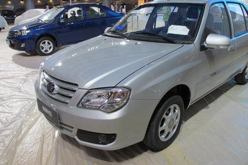 出售2012最新款一汽夏利 两厢夏利