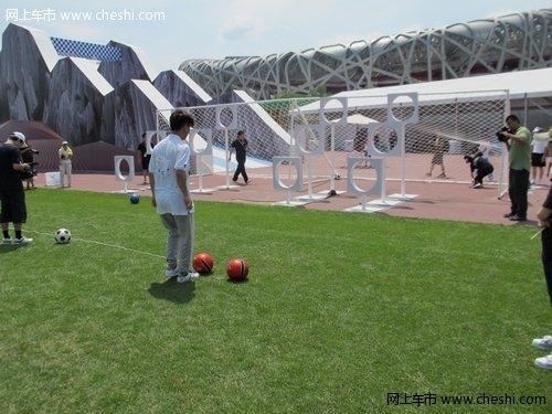 奥运比赛项目简笔画; 鸟巢与故宫宝马爱心基金助留守