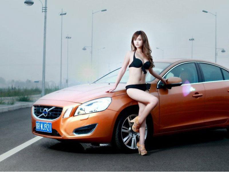 比基尼美女性感诱惑 婀娜多姿秀好身材 中国青