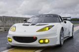 路特斯Evora GX赛车 搭V6引擎/214万元