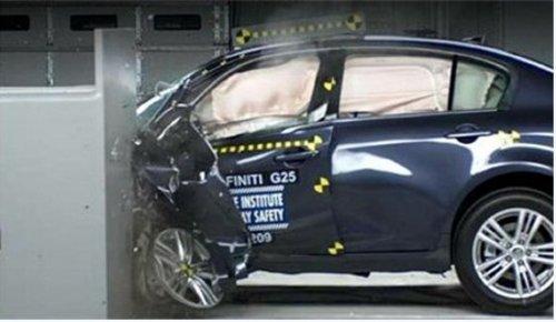 美国最新碰撞测试豪车仅沃尔沃成绩为优高清图片