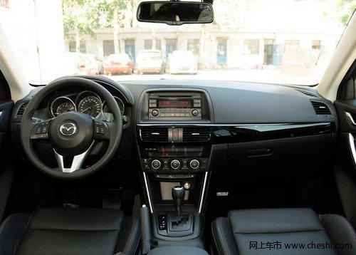 鄂尔多斯马自达CX-5康巴什车展震撼上市