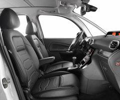 雪铁龙C3毕加索改款 巴黎发布/明年上市