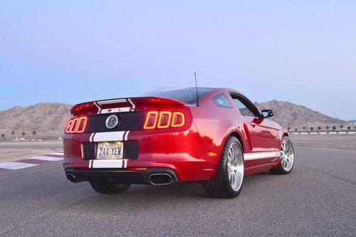 2013款福特野马终极版 新套件性能暴增