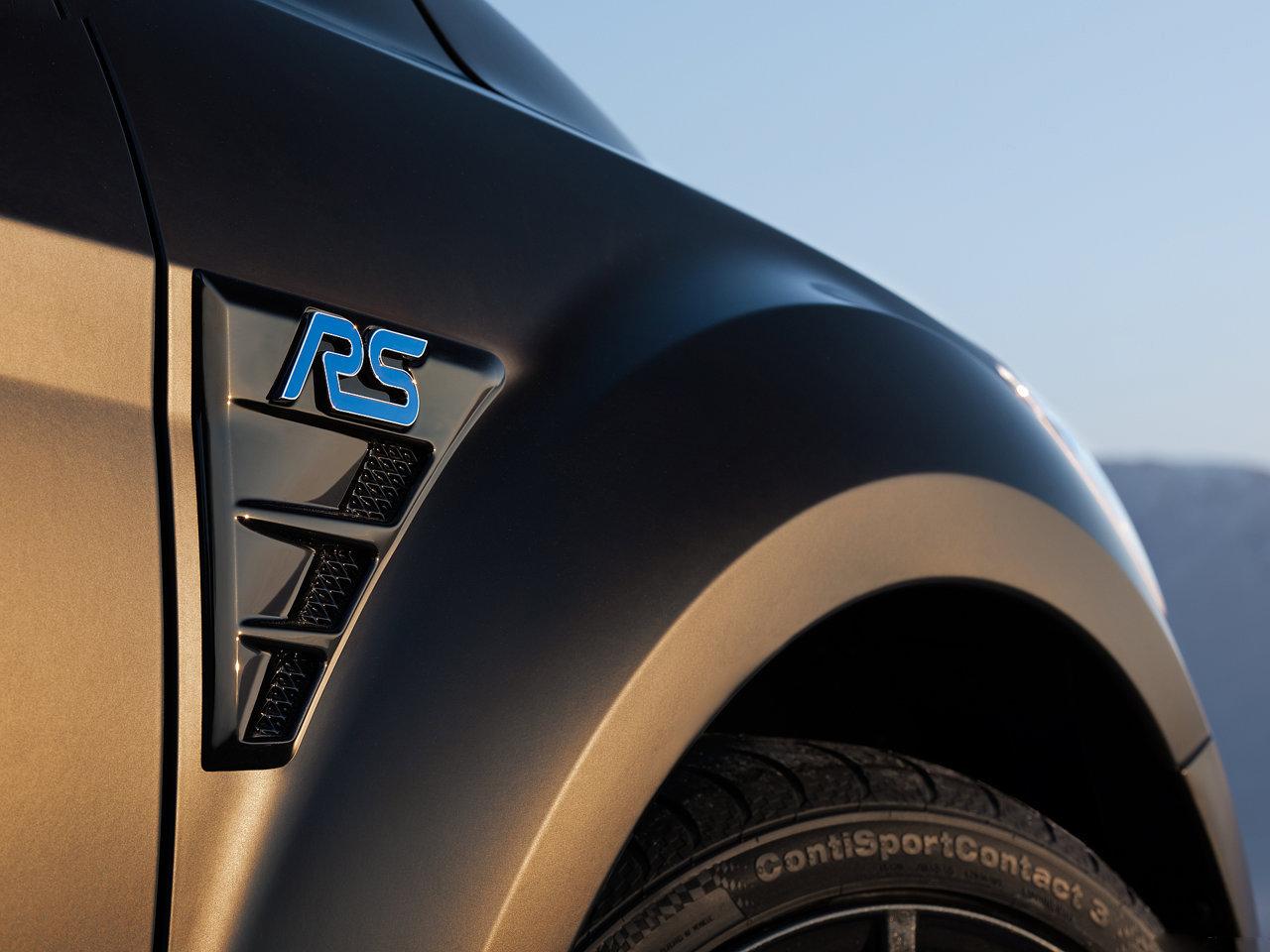福特将推全新福克斯RS 350马力增压引擎 图片浏览高清图片