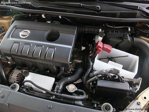 东风   日产新骐达定位于中高端紧凑型两厢车,搭载1.6升自