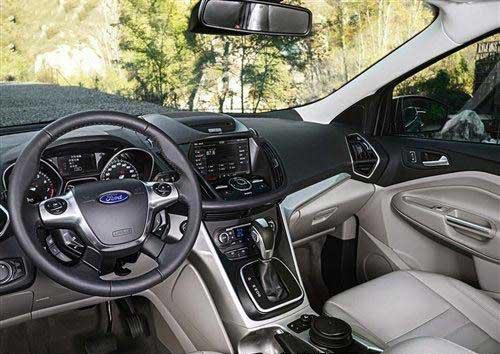 長安福特發布首款SUV翼虎高清圖片