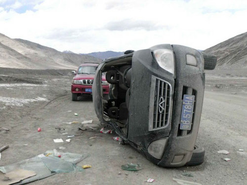 生死西藏游 瑞虎救了他们全家人的命
