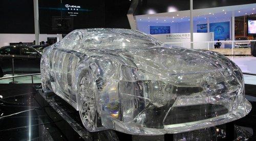 雷克萨斯全混动旗舰车型 LS 600hL首发