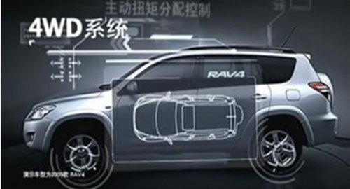 丰田RAV4—城市的引领者 越野的漫步者