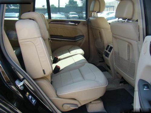 2013款奔驰GL550 天津现车大幅降价促销