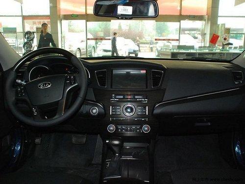 起亚凯尊K7 惠州区购车可优惠现金4万元高清图片