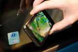 现代全新智能手机集成系统 2015年推出