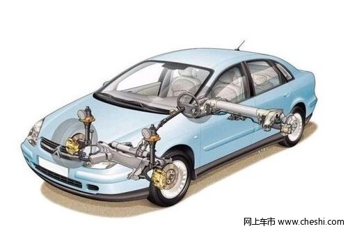 然增大 需检查汽车电路系统高清图片