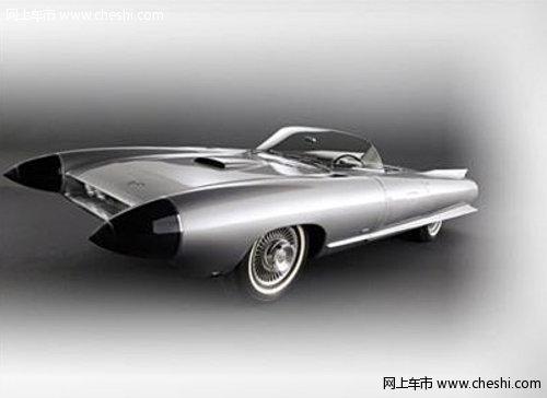 曾经的凯迪拉克概念车高清图片