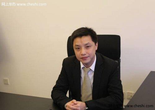 宁德中宝宝马4S店总经理吴东晖先生专访