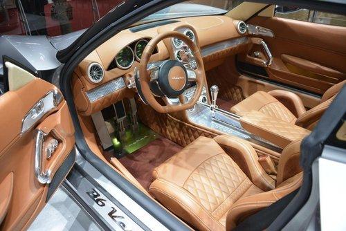 世爵B6 Venator确认量产 售价93万元起