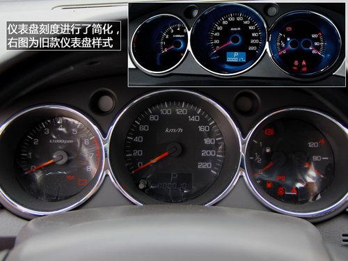 2013款h30 cross 仪表盘