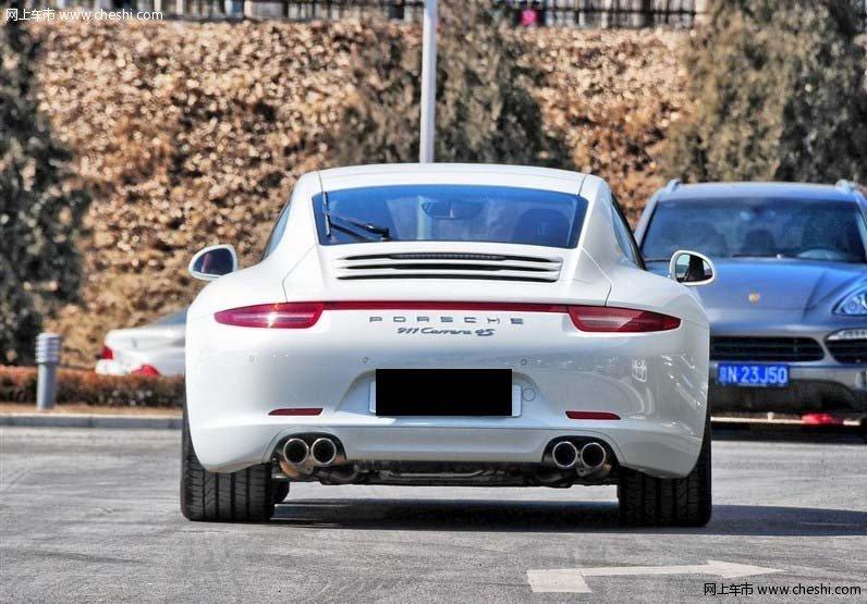 保时捷911现车优惠 颜色齐全优惠30万起高清图片