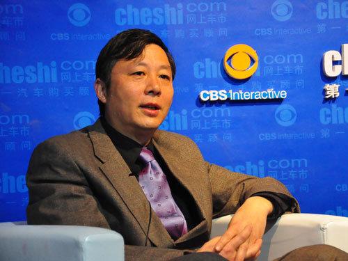 专访上汽马瑞利有限公司商务经理邹昂