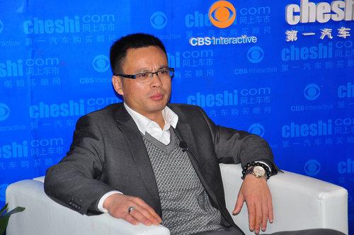 专访上海志如汽车总经理吴凤友