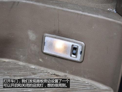间很强大 体验福田蒙派克9座MPV高清图片