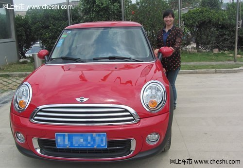 选择MINI就是选择一种生活态度 车主访谈
