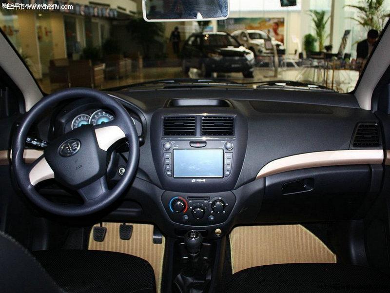 赤峰夏利威志V5五一车展现车齐全优惠多 图片浏览高清图片
