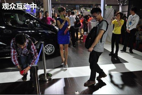郑州日产亮相第十三届泉州国际汽车博览会高清图片