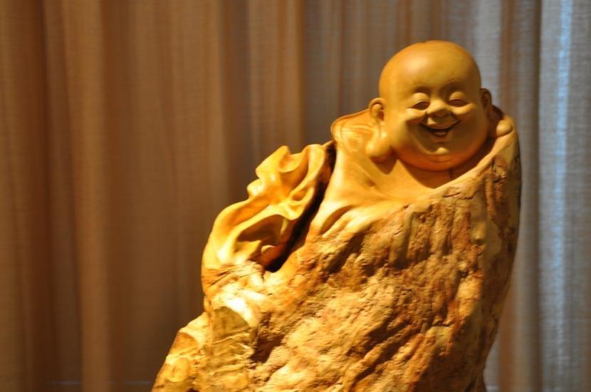 不变的精神,传承的是永恒 bmw访乐清资深黄杨木雕大师叶小