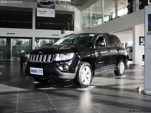 太原jeep吉普指南者降1万元 现车供应中 高清图片
