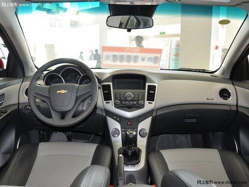 雪佛兰科鲁兹车型5月最高优惠14000元