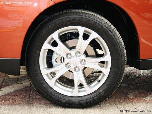 SUV搅局者进口三菱全新欧蓝德 深度评测高清图片