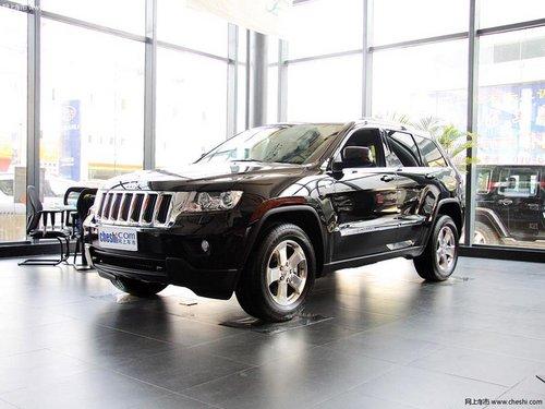 太原jeep吉普大切诺基降3万元 现车供应高清图片