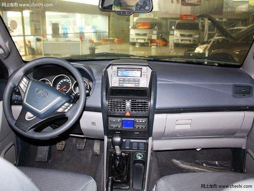 奇瑞威麟X5全系优惠9千 多用途于一体全领域SUV