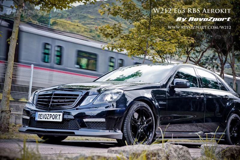2013款奔驰e63 amg改装 大量应用碳纤维 图片浏览高清图片