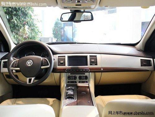 2013款捷豹XF颜色全  天津限时尝鲜降价